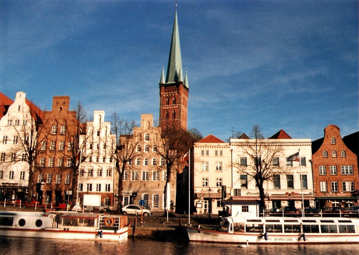 St. Patrick Kirche - Lübeck